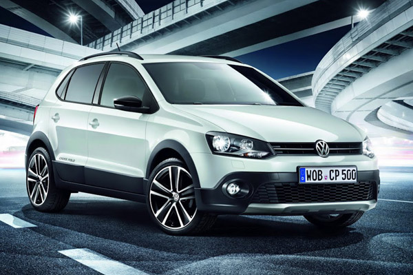 Volkswagen CrossPolo Urban White Special Edition